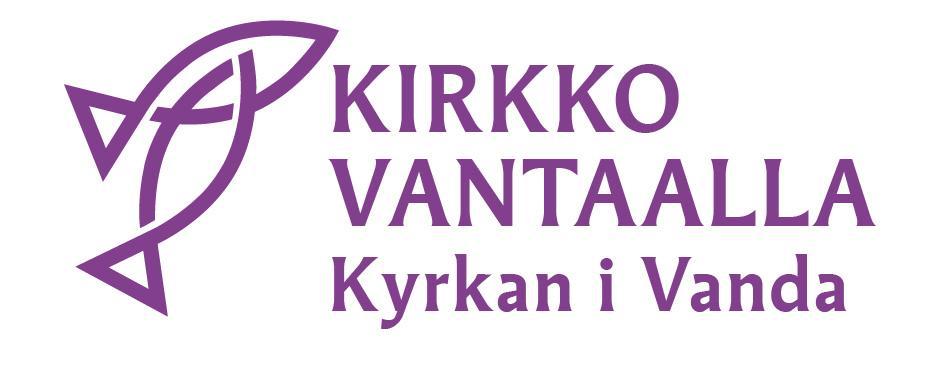 Vantaan seurakuntien logo