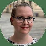 Suomen Kipu ry:n hankepäällikkö Heidi Krogell.