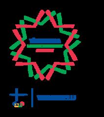 Kuvassa Voimisteluliiton Tähtiseura -laatumerkki