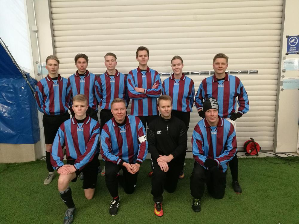 LEK-CUP 2018: LEK joukkue 4. sija