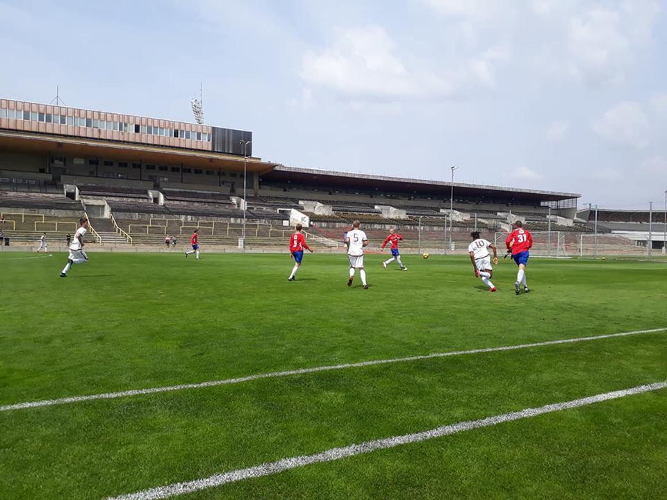 Kuva ottelusta Sparta Praha - PeKa