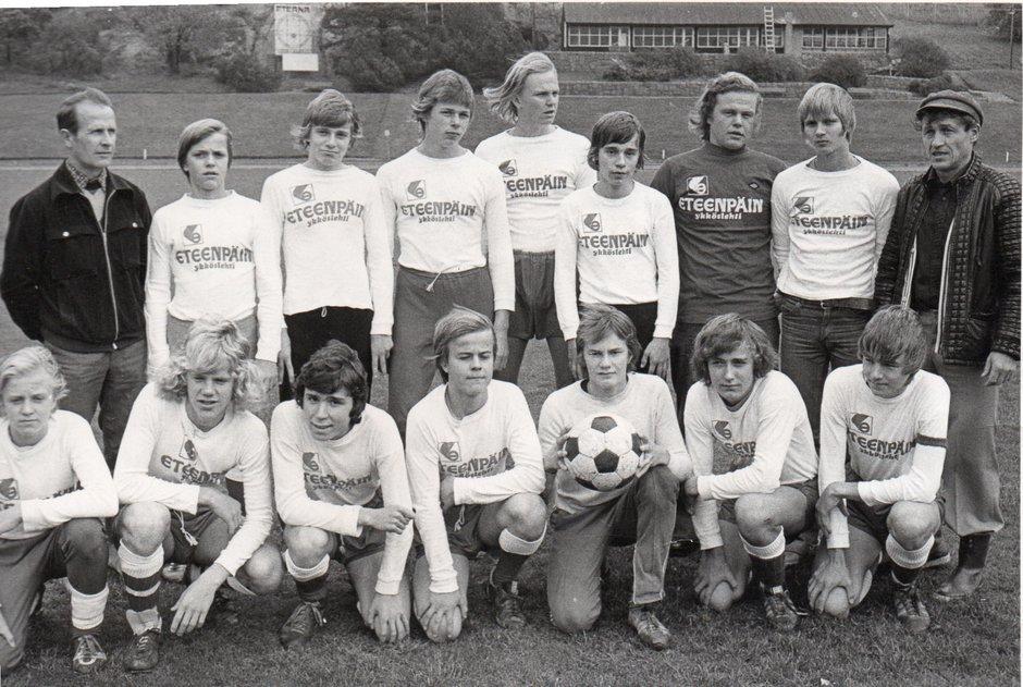 B-pojat vuodelta 1975