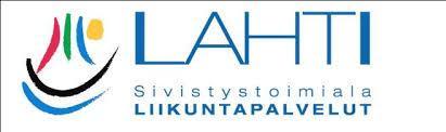 Lahti, Sivistystoimiala, Liikuntapalvelut