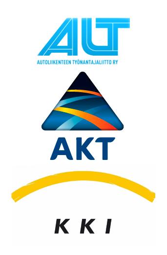 ALT, AKT, KKI -logot.