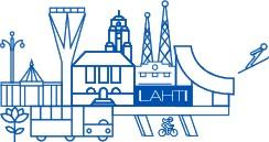 Lahden Kaupungin logo
