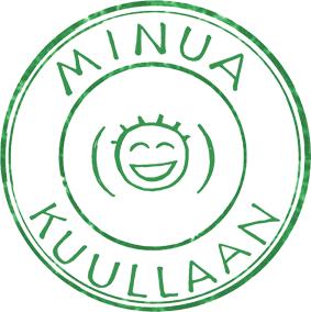 Minua kuullaan -hankkeen logo