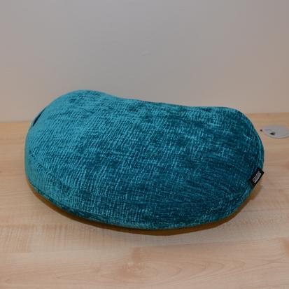 Kuvassa oleva Taikofon on tyyny, joka värähtelee esimerkiksi musiikin tai äänikirjan tahdissa.