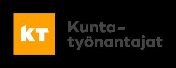 Kuntatyönatajien logo KT