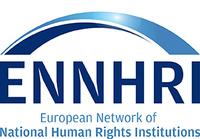 ENNHRI logo.