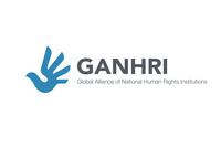 GANHRI logo.