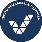 Veikkauksen tuotoilla logo