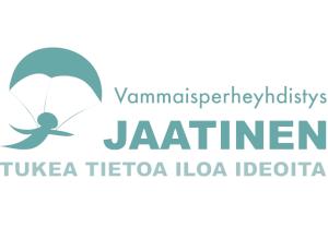 Vammaisperheyhdistys Jaatinen ry:n logo.