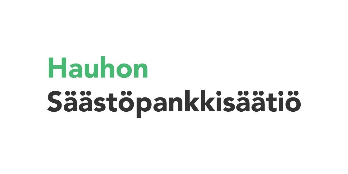 Hauhon Säästöpankkisäätiö -logo