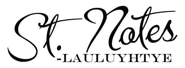 St. Notes -lauluyhtyeen logo