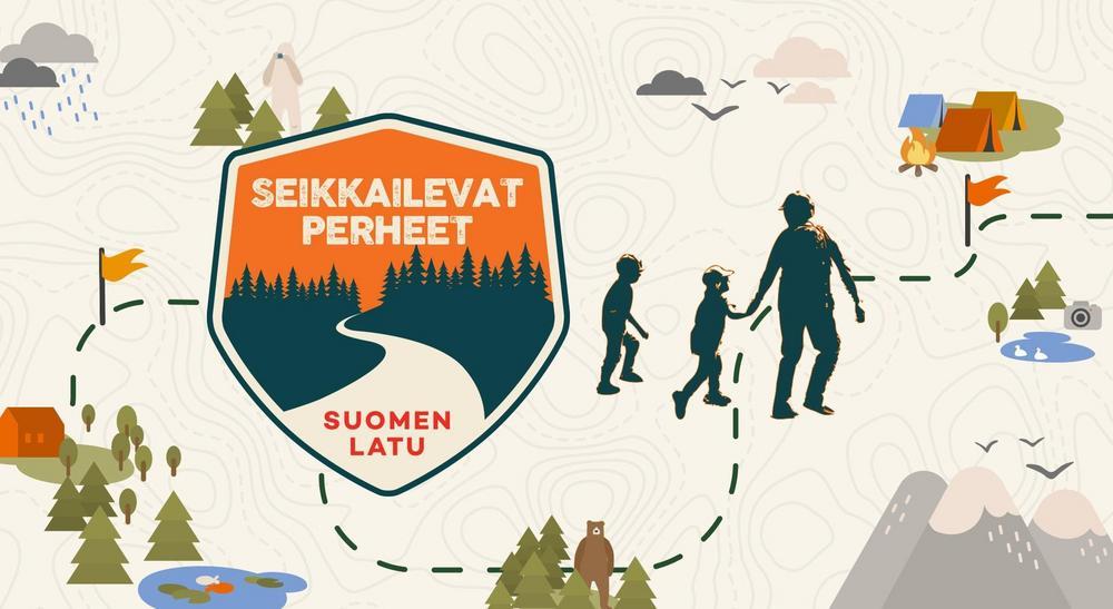Espoon Latu, Seikkailevat perheet, perhetapahtuma, Oittaa