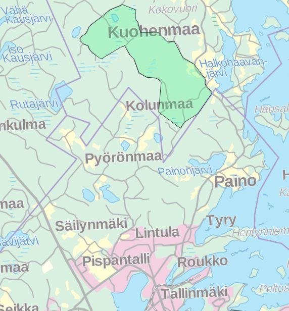Kartan Mittakaava