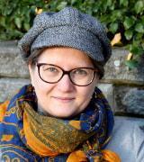 Kriisi- ja vapaaehtoistyön koordinaattori Terhi Kantanen