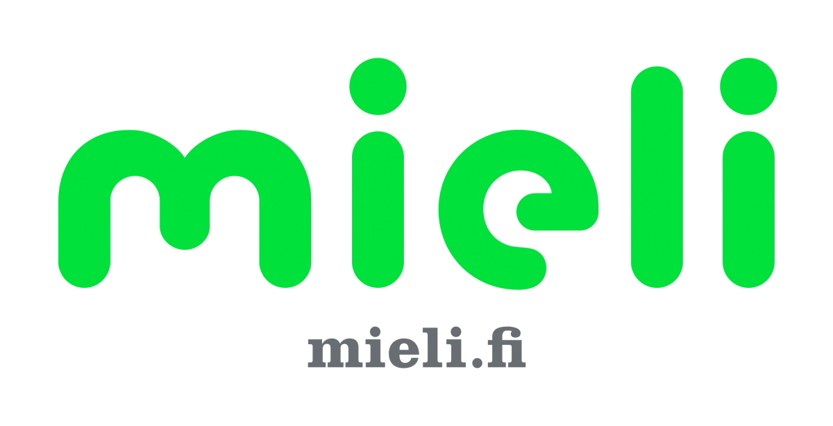 Mieli - Suomen mielenterveys ry:n logo