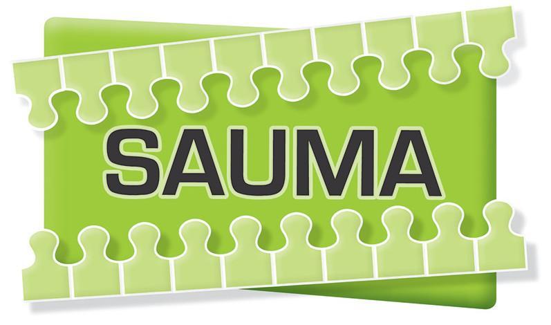 Sauma-hankkeen logo