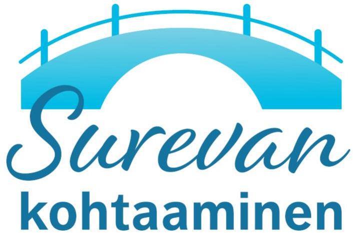 Surevan kohtaaminen -hankkeen logo