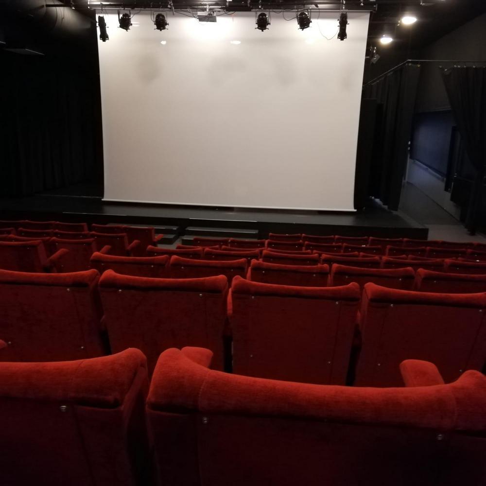 Elokuvateatteri.