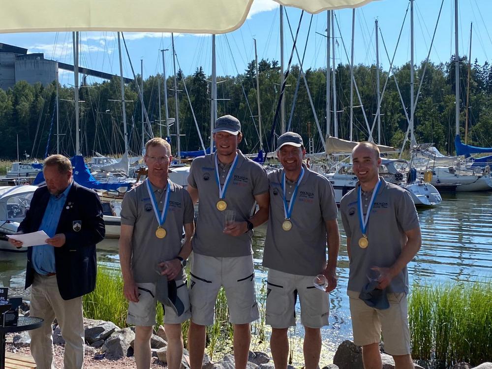 H-veneiden Suomen mestarit 2020