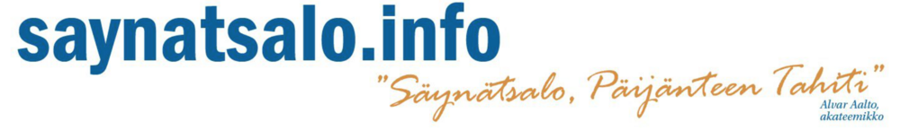 Säynätsalo-info on sivusto joka kokoaa Säynätsalon yritykset ja palvelut yhteen verkkosivustoon.