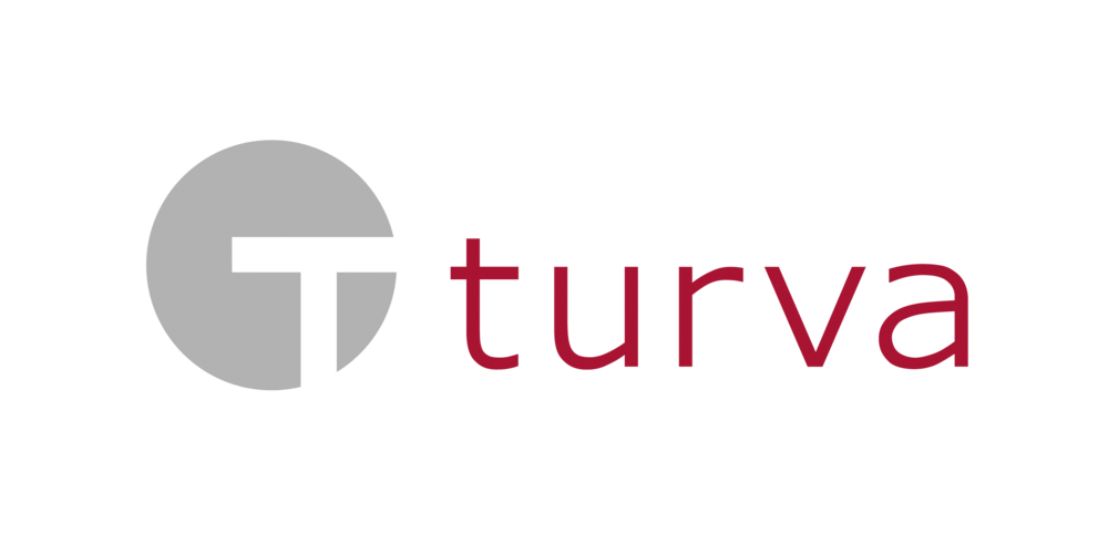 Vakuutusyhtiö Turvan logo.