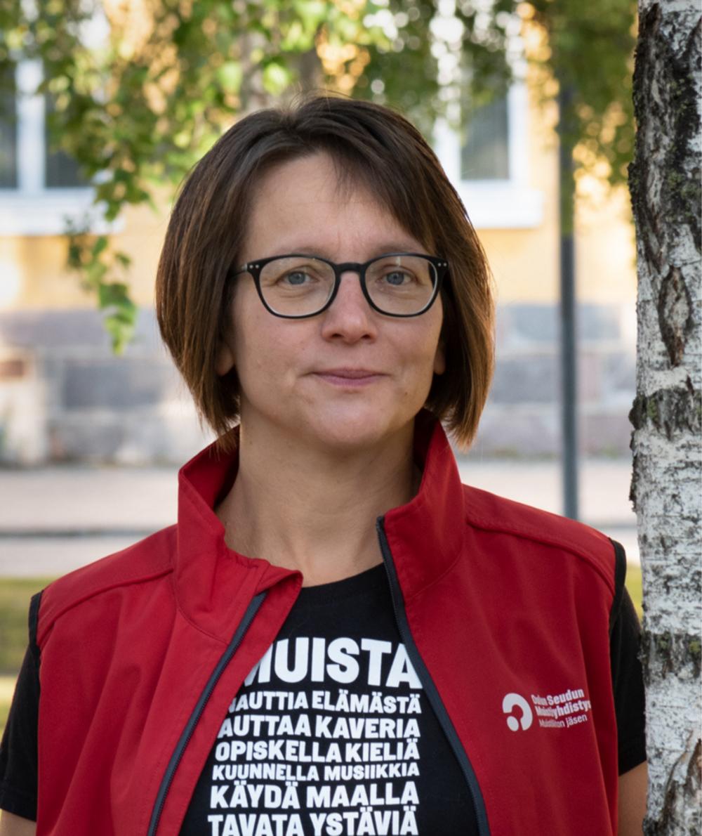 Meri Alaranta-Saukko.
